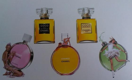 Chanel 5 in 1 Parfum